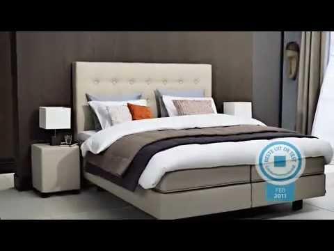 boxspringbett boxspringbetten von auping bei der shogazi. Black Bedroom Furniture Sets. Home Design Ideas