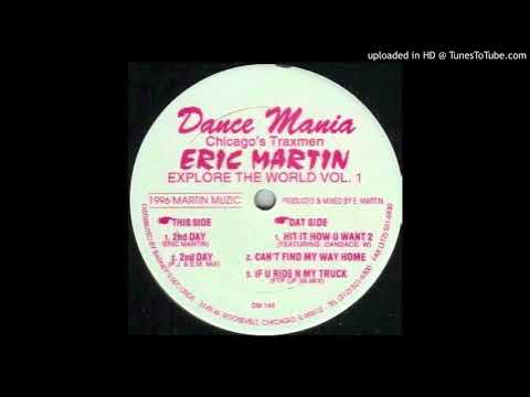 Eric Martin - If you ride n my truck (FTP up 96 mix)