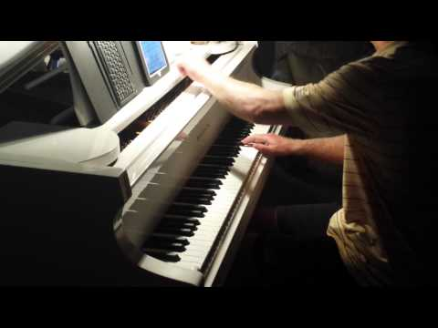 Augustana - Boston (NEW PIANO COVER)