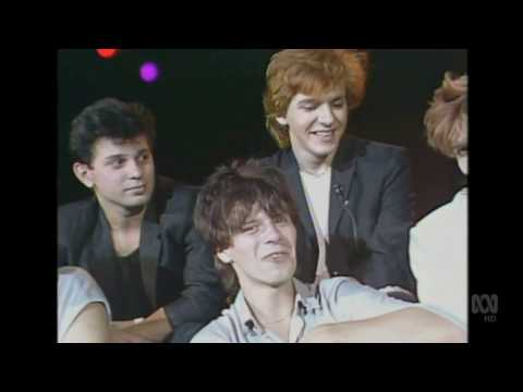 Countdown (Australia)- Molly Meldrum Interviews Duran Duran- April 11, 1982- Part 1