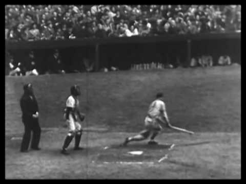 Baseball World Series 1942