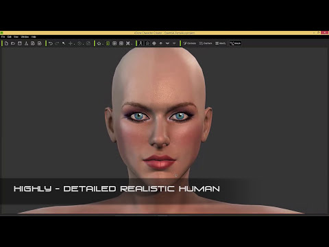 Character Creator - Generate Unlimited 3D Characters