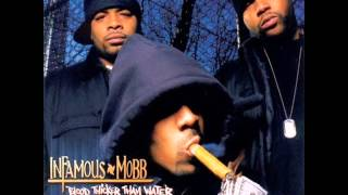 INFAMOUS MOBB - GOT THAT IRON INSTRUMENTAL