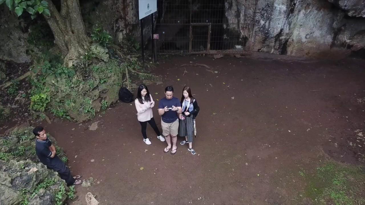 Goa Pawon dan Stone Garden, Bandung Jawa Barat - YouTube