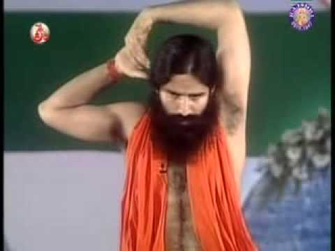 Baba Ramdev  Yoga for Parkinson's Disease and Paralysis