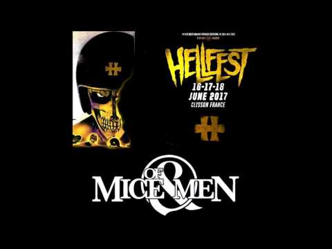 06 ''Public Service Announcement'' OF MICE & MEN (HELLFEST) 2017