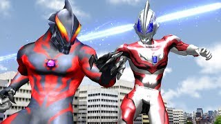Ultraman Geed And Father Vs Techtor Gear Army Upin Ipin Finger Family Song