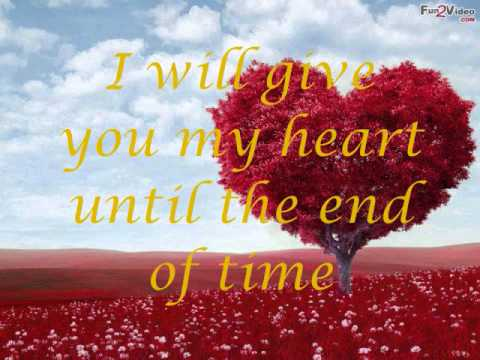 Valentine (with Lyrics) - Martina McBride&Jim Brickman