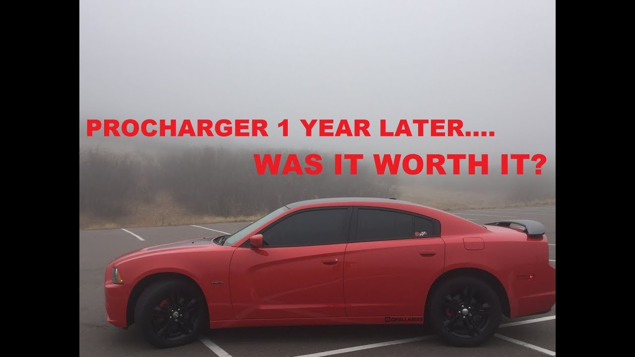 Procharger 1 year and 15k miles later - Worth it?
