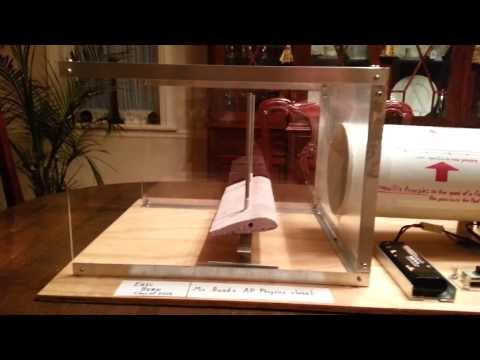 Homemade Wind Tunnel
