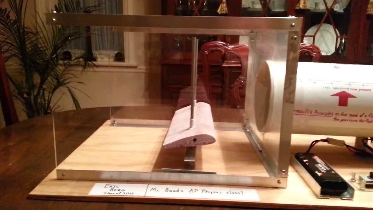 homemade wind tunnel youtube. Black Bedroom Furniture Sets. Home Design Ideas