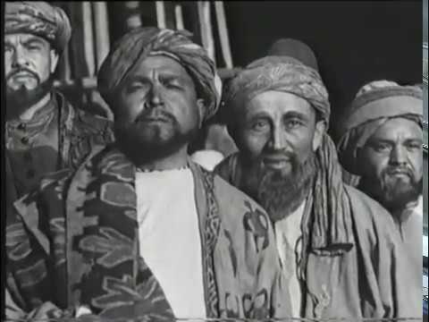 Tohir Va Zuhra - Тахир и Зухра (1945) Uzbek Tilida