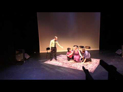 LIFE: A Comic Opera (excerpts), by Neal Learner, at Capital Fringe Festival, July 2017