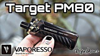 Target PM80 Pod M๐d By Vaporesso