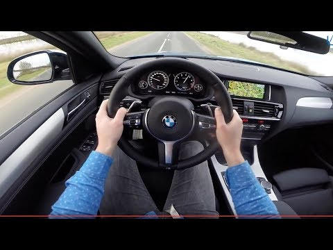 WOW BMW X3 M40i Interior Models are Increasingly Adding To Confidence