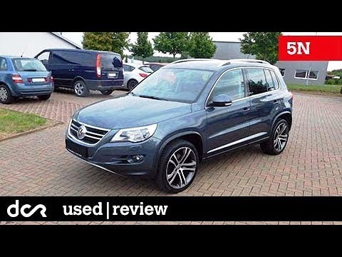 Buying a used Volkswagen Tiguan - 2007-2016, Buying advice with Common Issues