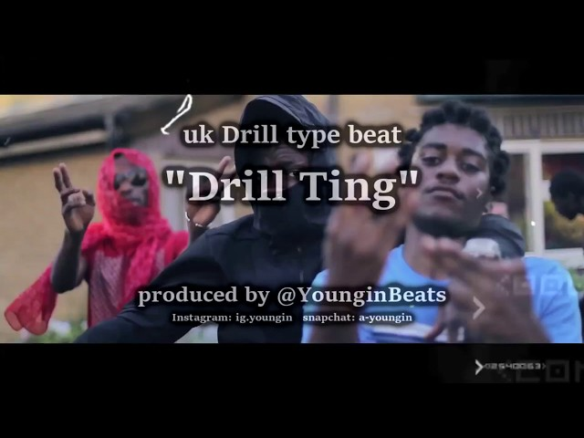 Lil Herb x UK Drill 2018 Type Beat Drill Ting (Trap/Drill Type Beat) [Prod By. YounginBeats]