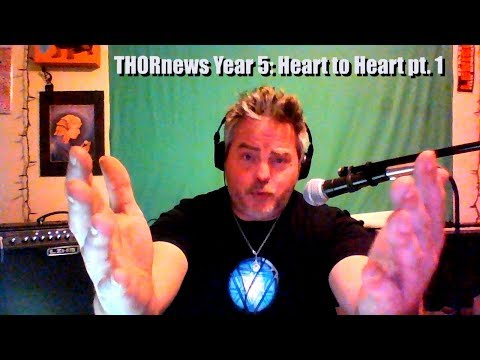 THORnews 5 yr Heart to Heart: #1 Puerto Rico, the Mental State of the USA & bad Endgames.