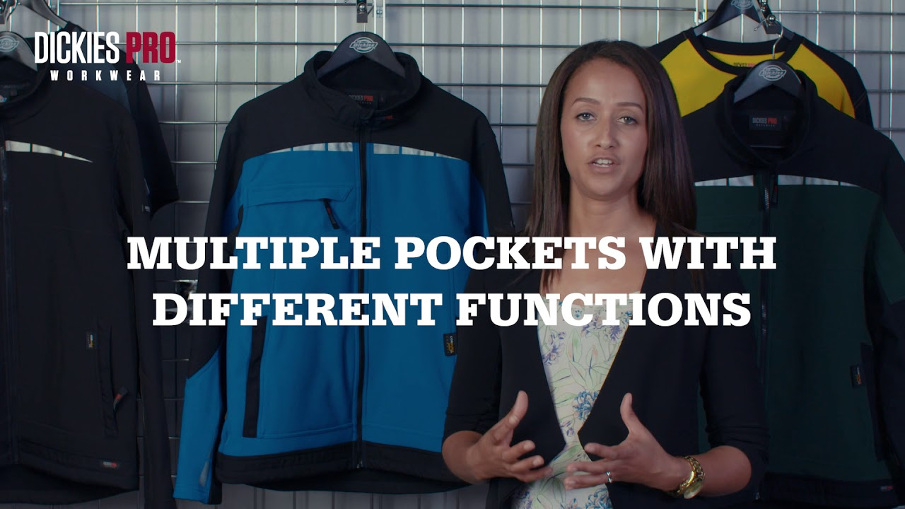 5a919d4f4061a Dickies Pro Jacket - YouTube