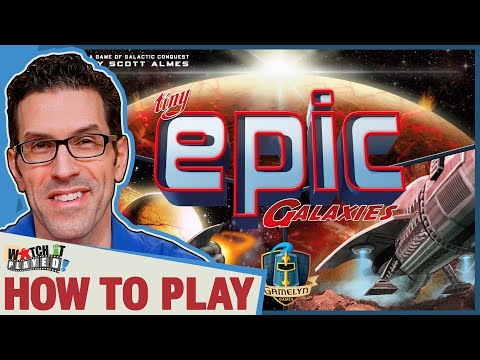 Tiny Epic Galaxies - How To Play