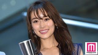 【モデルプレス】モデルの泉里香が9日、都内で行われたカフェのオープニ...