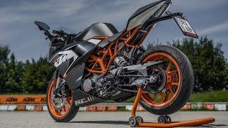 TOP 5 125 ccm Motorräder | Die besten 125er