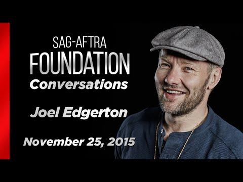Conversations with Joel Edgerton