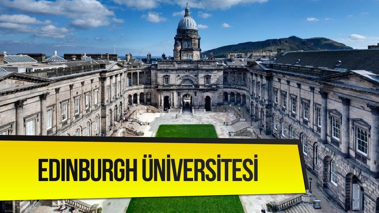 Edinburgh Universitesi Ni Taniyalim Iskocya Da Egitim