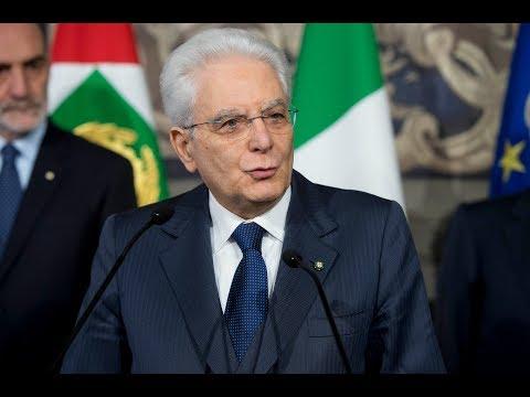 Dichiarazione del Presidente della Repubblica al termine delle Consultazioni