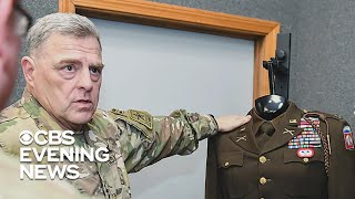 New Army uniforms a nod to World War II