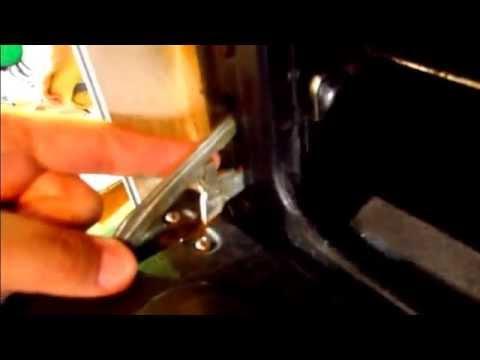Como sacar la puerta de un horno cocina glassgas vidrios for Como montar una puerta