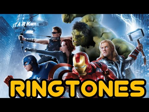 Top 10 Best MARVEL Heroes Ringtone 2018 🔥 |Download Now|