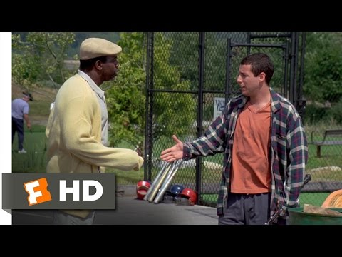 Happy Gilmore (3/9) Movie CLIP - Chubbs Sees Pro Material (1996) HD
