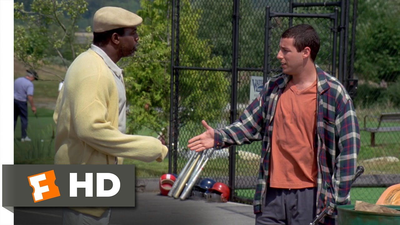 happy gilmore 3 9 movie clip chubbs sees pro material 1996 hd