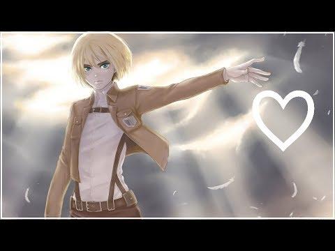 ★Nightcore - Far Away (Armin Arlert Character Song) +HAPPY BIRTHDAY ARMIN+