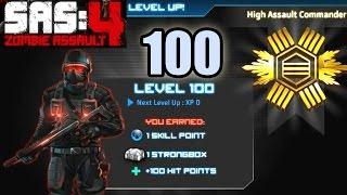 Sas 4 - Level 100