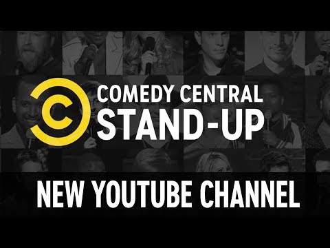 Introducing Comedy Central's Stand-Up YouTube Channel