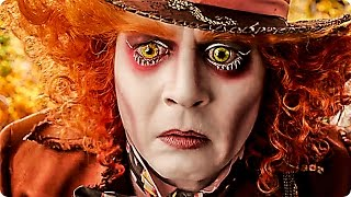 ALICE THROUGH THE LOOKING GLASS Trailer (2016)