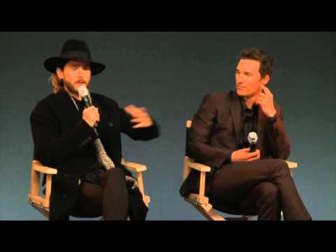 Matthew McConaughey and Jared Leto: Dallas Buyers Club Interview