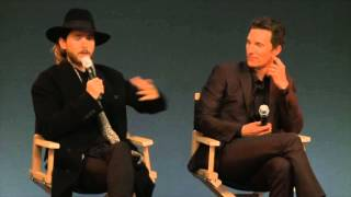 Matthew McConaughey & Jared Leto: Dallas Buyers Club Interview