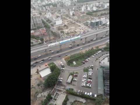 Gurgaon rapid metro