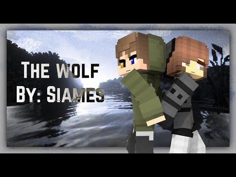♬The Wolf♬ By: Siames (Minecraft Animation)
