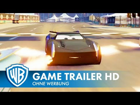 CARS 3: DRIVEN TO WIN - First Look Trailer Deutsch HD German (2017)