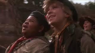 Питер Пэн научился летать ... отрывок из фильма (Капитан Крюк/Hook)1991