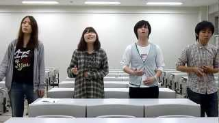近畿大学アカペラサークルOver Scale所属、ぽめらにあんず。 普段は五人...