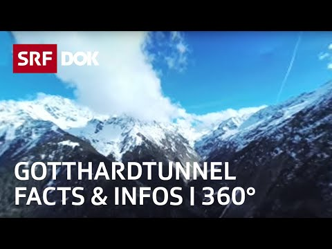 Gotthard Tunnel 360°