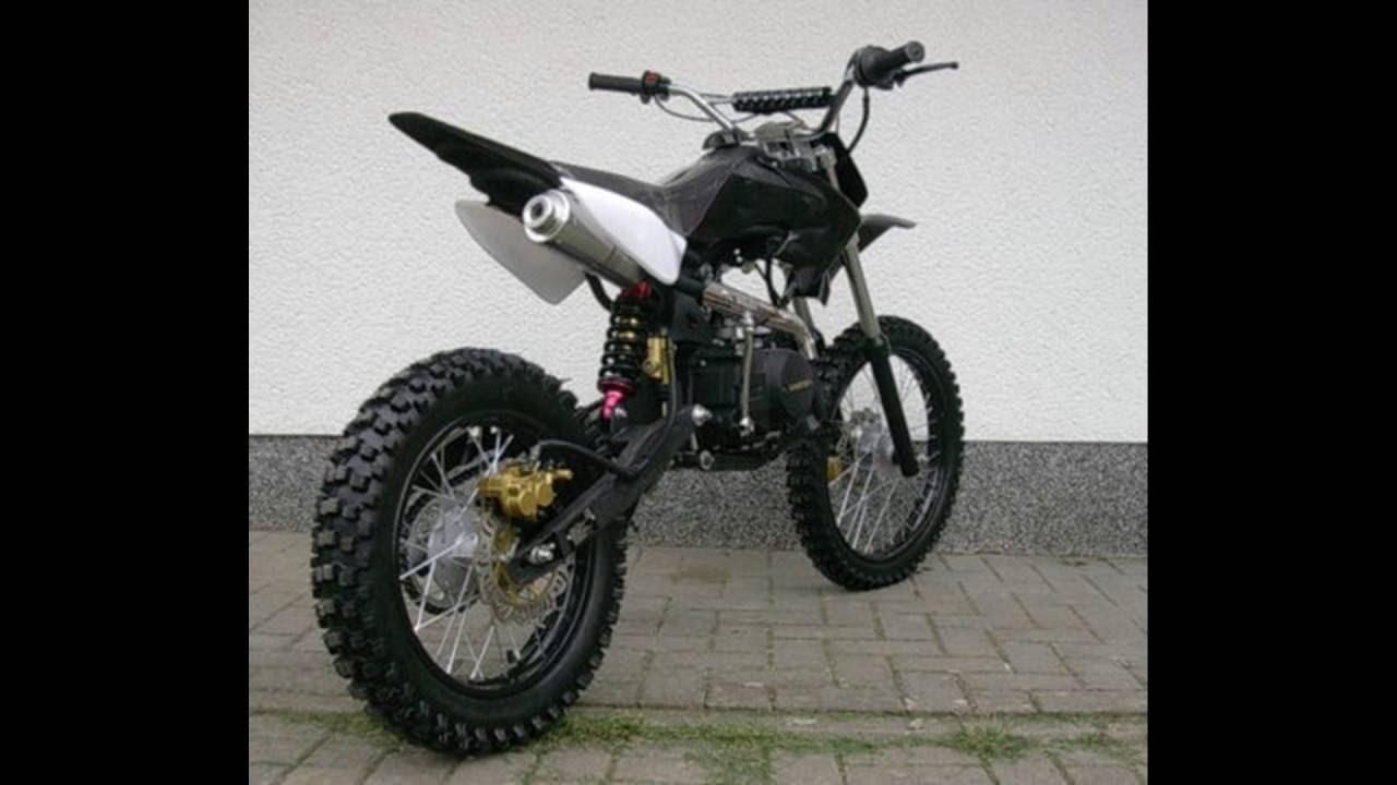 dirt bike 125 ccm 17 14 r der cross vollcross pocketbike pit enduro 125cc pocket youtube. Black Bedroom Furniture Sets. Home Design Ideas