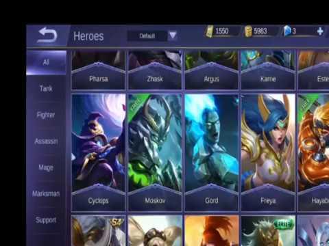 download hacked games mobile legends