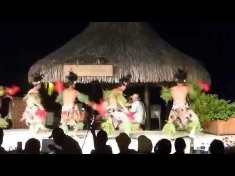 Papeete Males ICHotel 2014