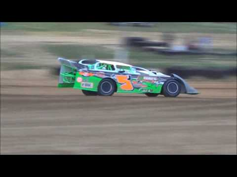 JOSH JACKSON RACING SPOON RIVER SPEEDWAY 4TH PLACE FEATURE 6 17 17
